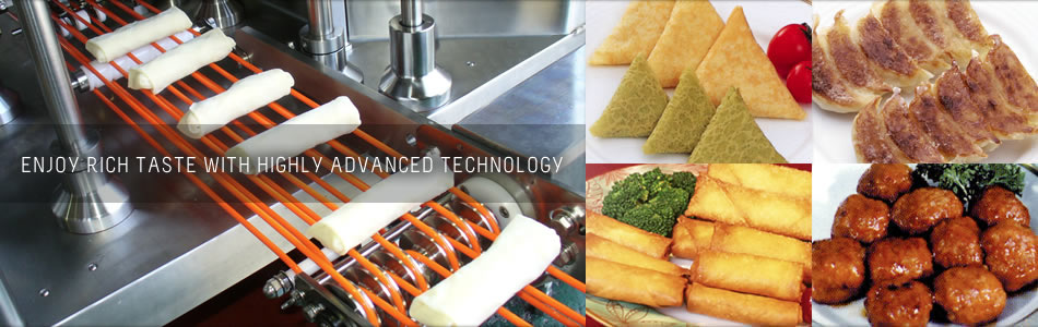ENJOY RICH TASTE WITH HIGHLY ADVANCED TECHNOLOGY